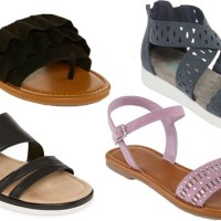 JCPenney  : Women's Sandals Starting From $6.39 (Reg : $40)