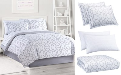The Big One Trellis Bedding Set JUST $29 at Kohl's (Regularly $120)