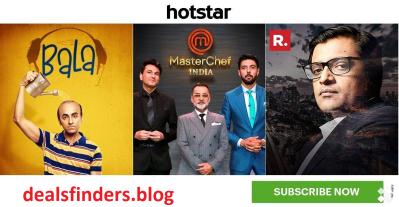 HotStar USA - Annual Subscription for $12.49 (Reg:$44.99) w/code
