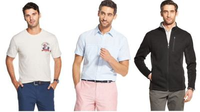 KOHL'S: IZOD Men's Apparel Starting from ONLY $7.65 + FREE Pickup (Regularly $30)