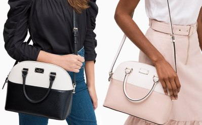 Kate Spade Satchel Just $79 (Reg : $359) Choose from 7 Colors – Today Only!