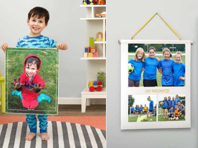 Custom 11×14 Photo Poster ONLY $1.99 at Walgreens (Reg $11)