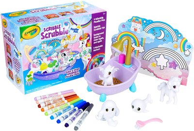 AMAZON: Crayola Scribble Scrubbie Peculiar Pets Only $15.98 (Reg. $26)