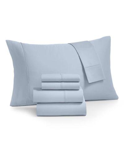 MACY'S: Sunham Norvara 500 Thread Count 6-Pc. Sheet Set, Just $29.99 (Reg $120.00)