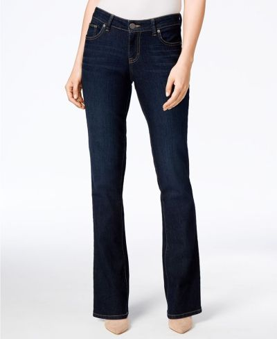 MACY'S: Style & Co Curvy-Fit Bootcut Jeans, Just $27.56 (Reg $49.00) with code PREVIEW