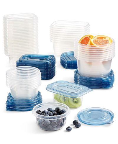 MACY'S: Art & Cook 100-Pc. Food Storage Set, Just $14.99 (Reg $50.00)