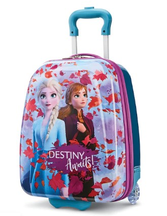 KOHL'S: Disney Frozen 2 Luggage From Just $27.19 (Regularly $90)