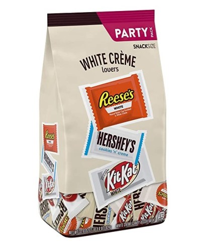 AMAZON: All Time Greats White Crème Bulk Candy, Snack Size Assortment, 32.6 Ounce, Just $8.98