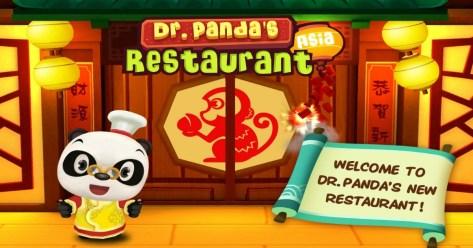 FREE Dr. Panda Restaurant App (Regularly $4) | Fun Kids Game