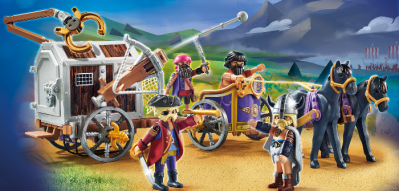 WALMART: PLAYMOBIL THE MOVIE Charlie with Prison Wagon Only $9.47 (Reg. $25)