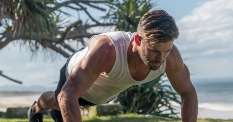Work Out w/ Chris Hemsworth Every Day for Free