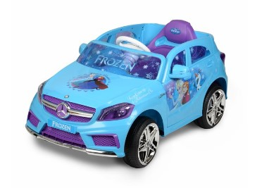 WALMART: SALE! Disney Frozen Mercedes 6-Volt Battery Powered Ride-On $99.00 (Reg $199.00)