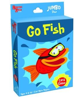 AMAZON: Go Fish Card Game – PRICE DROP!!!