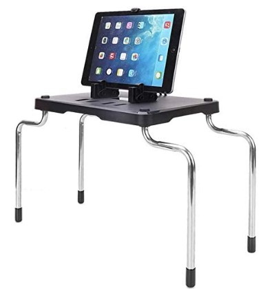 AMAZON: Laptop Tablet Portable Stand – 55% OFF DOUBLE DISCOUNT!!