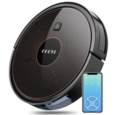 AMAZON: Robotic Vacuum Cleaner with Wi-Fi – PRICE DROP!!!