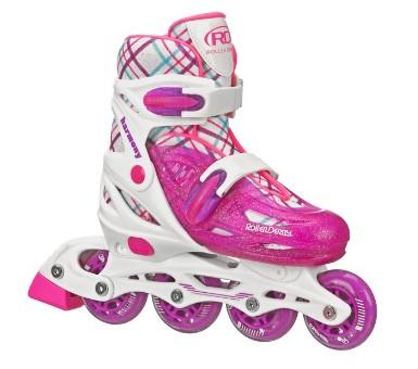 WALMART: SALE! Roller Derby Harmony Girls Adjustable Inline Skates $24.88 (Reg $39.97)