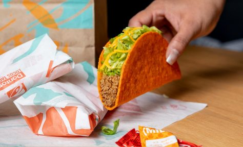 Taco Bell: FREE Doritos Locos Taco on March 31st (Drive-Thru)