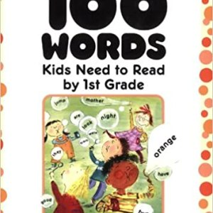 AMAZON: 100 Words Kids Need To Read By 1st Grade $3.95