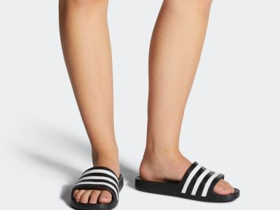 ADIDAS: SLIDES, SANDALS & SLIPPERS, AS LOW AS $8 WITH CODE SAVENOW