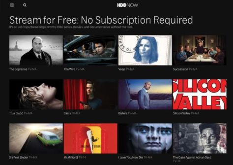 HBO Go & HBO Now: FREE Full Series & Documentaries to Stream