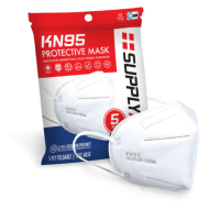 5-pk. SupplyAid KN95 Protective Mask: $17