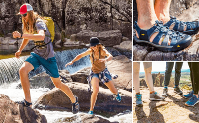 ZULILY: Keen Footwear, up to 70% OFF