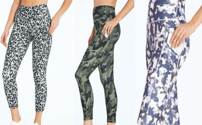 ZULILY: Marika Women's Leggings From Just $9.99 (Regularly $60) – Many Styles!