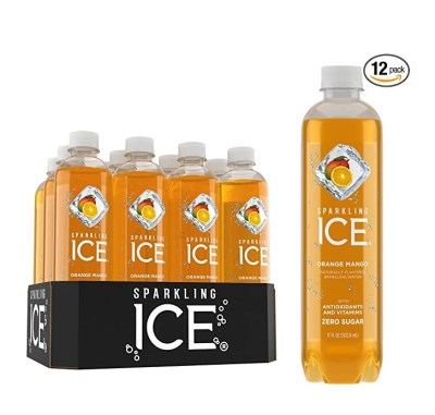 AMAZON: Sparkling Ice, with antioxidants and vitamins, 17 FL OZ Bottles (Pack of 12)
