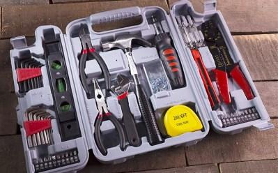 WALMART: Stalwart 130-Piece Household Hand Tool Set JUST $16.92
