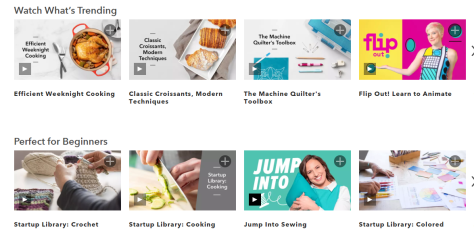 FREE Unlimited Access to Over 1,300 Online Craft & Hobby Classes