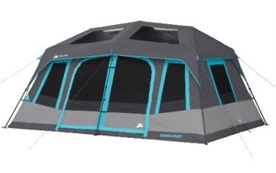 WALMART: Ozark Trail 10-Person Dark Rest Instant Cabin Tent $159 + FREE SHIPPING