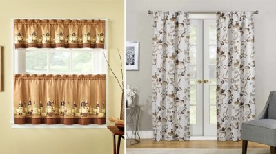 KOHL'S: Window Curtain Panels & Drapes – Starting at ONLY $6.79 (Reg $20)