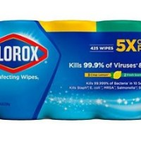 SAM'S CLUB: Clorox Disinfecting Wipes (85 per pk., 5 pk.)
