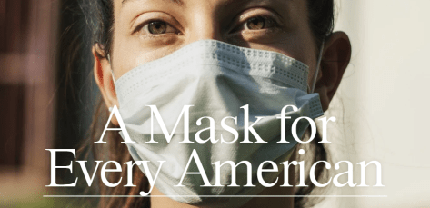 FREE Masks For Every American from Dhvani