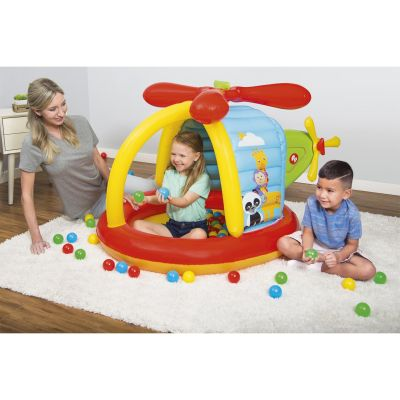WALMART: Fisher-Price Inflatable Ball Pits with Balls ONLY $14.99 (Regularly $40)