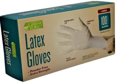 AMAZON: Disposable Latex Gloves $13.49