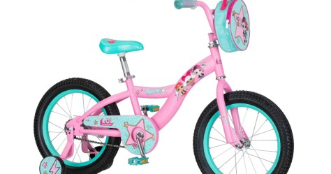 Up to 50% Off Kids Bikes on Walmart.com
