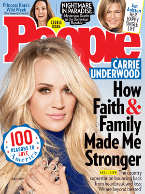 FREE One Year People Magazine Subscription | No Credit Card Needed