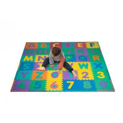 WALMART: Trademark Alphabet & Number Puzzle Mat Only $19.99 (Reg $31.16)