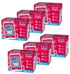 AMAZON: Wet Ones Antibacterial Hand Wipes, Fresh Scent (Pack of 6) for $14.34
