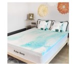 AMAZON: 2 Inch Plush Gel Memory Foam Mattress Topper for $38.39 Shipped! (Reg. Price $63.99)
