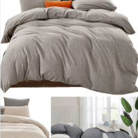 Amazon : 3-Piece Bedding Comforter Cover Set Just $10.99 W/Code (Reg : $52.99-53.17)