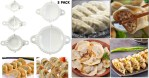 AMAZON: 5Pce Dumpling Maker Tools w/ Different Sizes of Dumpling Mold for Cutter $9.99 ($20)