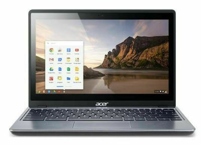 eBay: Acer Chromebook C720-2103 11.6-in w/Intel Celeron Refurb for $120 Shipped