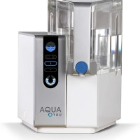 Amazon's Choice - AQUA TRU Countertop Water Filtration Purification System with   Reverse Osmosis Technology (No Plumbing or Installation Required)
