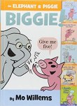 AMAZON: An Elephant & Piggie Biggie! (An Elephant and Piggie Book) $8.63 ($16.99)