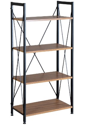 AMAZON: Baxton Studio New Semester Bookshelf – PRICE DROP!