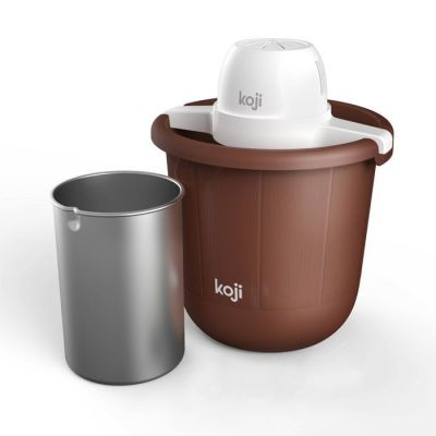 TARGET: Koji 4qt Bucket Ice Cream Maker For $29.99 (Reg.$39.99) +Free Shipping On Orders $35+