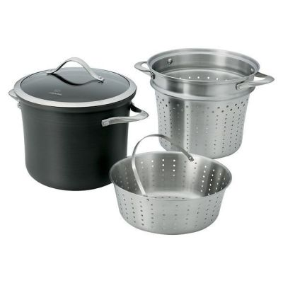 TARGET: Calphalon Contemporary 8Qt Non-Stick Dishwasher Safe Multi Pot For $65.99 + Free Shipping
