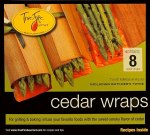 AMAZON: 8-Pack TrueFire Gourmet Cedar Wrap For $6.99 + Free Prime Shipping